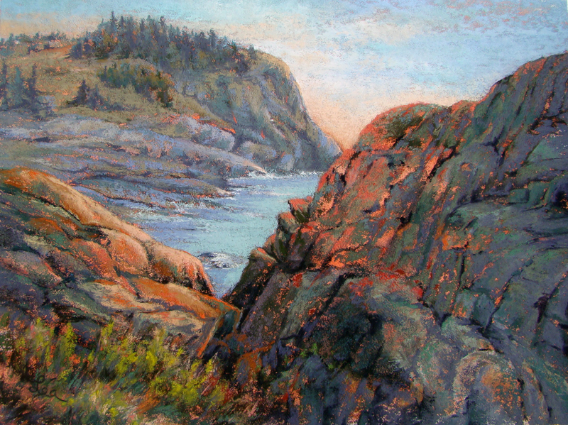 Monhegan Headland